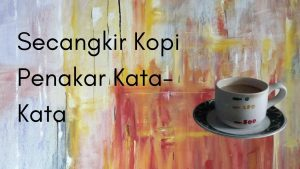Ilustrasi secangkir kopi untuk mengukur pencapaian target menulis jumlah kata