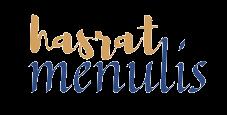 logo hasrat menulis